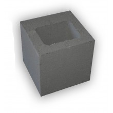 Half hollow Block bottom close