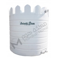 Water Tank Fort Shape - 2 layers - Size 100 USG