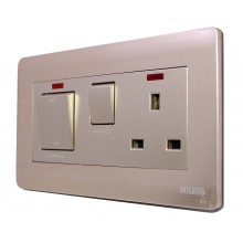 Milano - Cooker switch - Gold